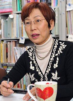 上野千鶴子-TidsukoUeno